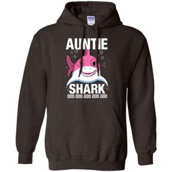 Auntie Shark Doo Doo Doo Doo Doo T-Shirts, Hoodie, Tank Apparel 9