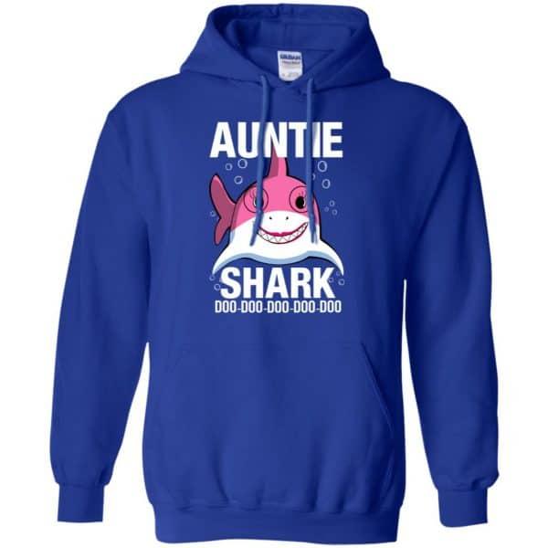 Auntie Shark Doo Doo Doo Doo Doo T-Shirts, Hoodie, Tank Apparel 10
