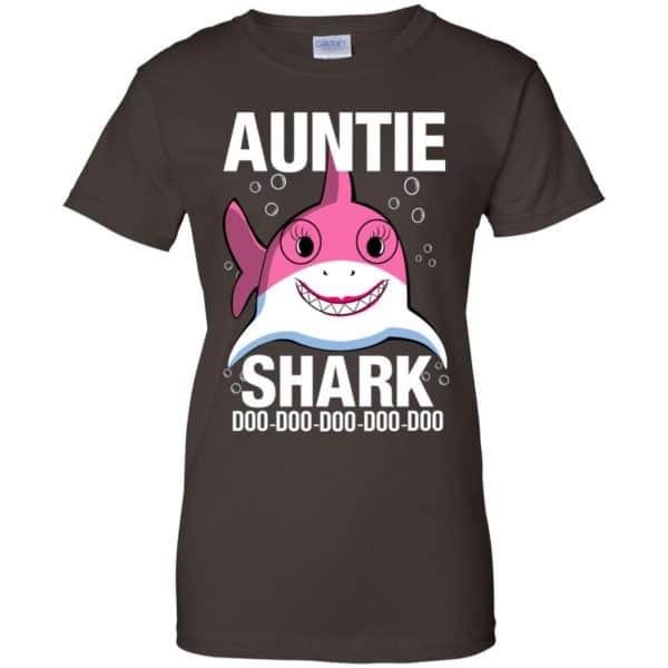 Auntie Shark Doo Doo Doo Doo Doo T-Shirts, Hoodie, Tank Apparel 12