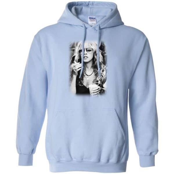 Stevie Nicks Smoking Young Vintage Fleet Mac T-Shirts, Hoodie, Tank Apparel