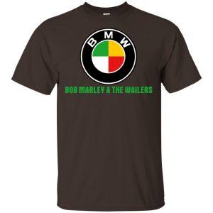 BMW Bob Marley & The Wailers T-Shirts, Hoodie, Tank Apparel