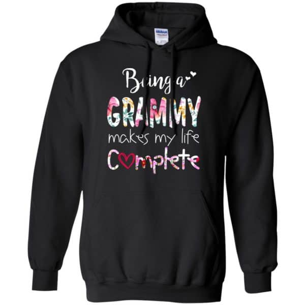 Being A Grammy Makes My Life Complete Mother's Day T-Shirts, Hoodie, Tank Apparel 7