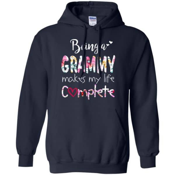Being A Grammy Makes My Life Complete Mother's Day T-Shirts, Hoodie, Tank Apparel 8