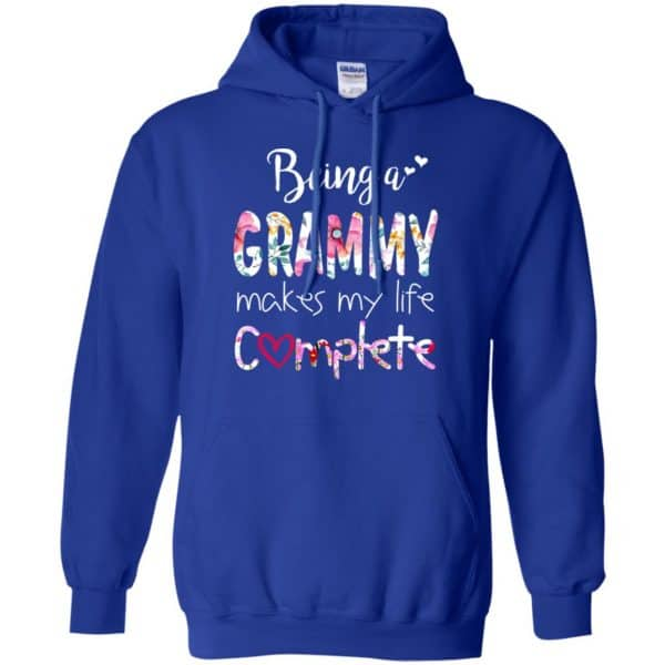 Being A Grammy Makes My Life Complete Mother's Day T-Shirts, Hoodie, Tank Apparel 10