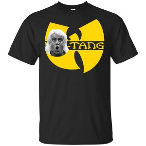 Ric Flair – Wu Tang T-Shirts, Hoodie, Tank Apparel