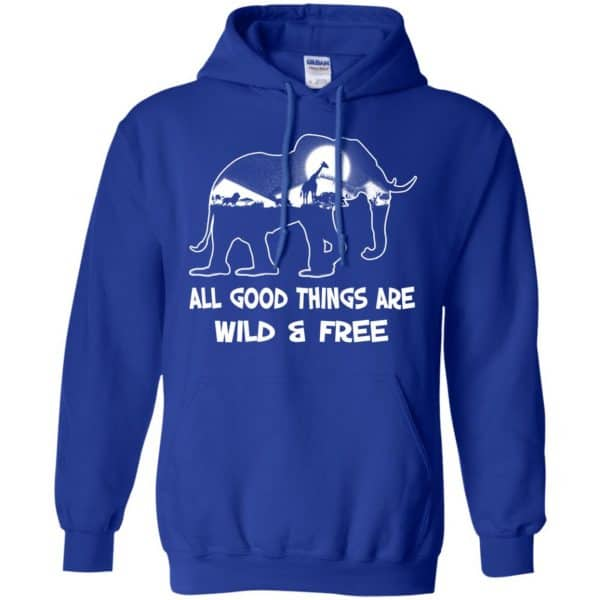 All Good Things Are Wild & Free T-Shirts, Hoodie, Tank Apparel 10
