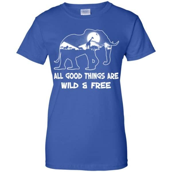 All Good Things Are Wild & Free T-Shirts, Hoodie, Tank Apparel 14