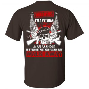 I'm A Veteran And An Asshole T-Shirts, Hoodie, Tank Apparel