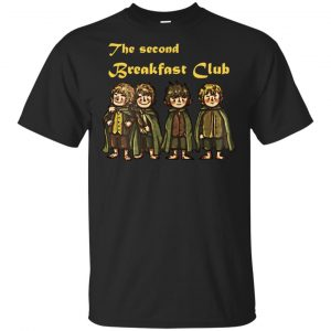 The Breakfast Club: The Second Breakfast Club Shirt, Hoodie, Tank