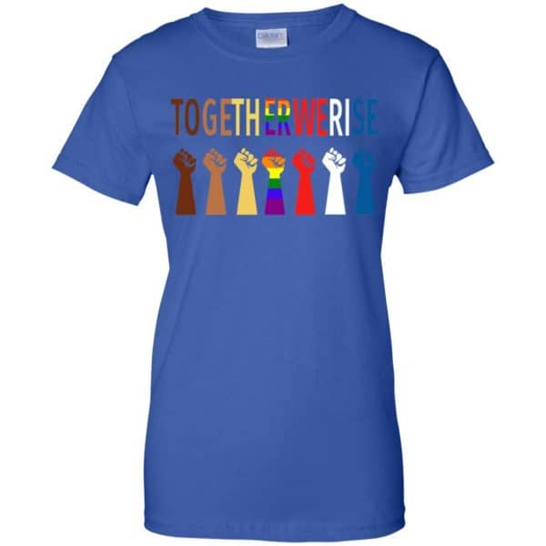 Together We Rise Shirt, Hoodie, Tank Apparel 14