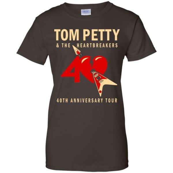 Tom Petty And The Heartbreakers 40th Anniversary Tour Shirt, Hoodie, Tank Apparel 12