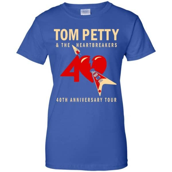 Tom Petty And The Heartbreakers 40th Anniversary Tour Shirt, Hoodie, Tank Apparel 14
