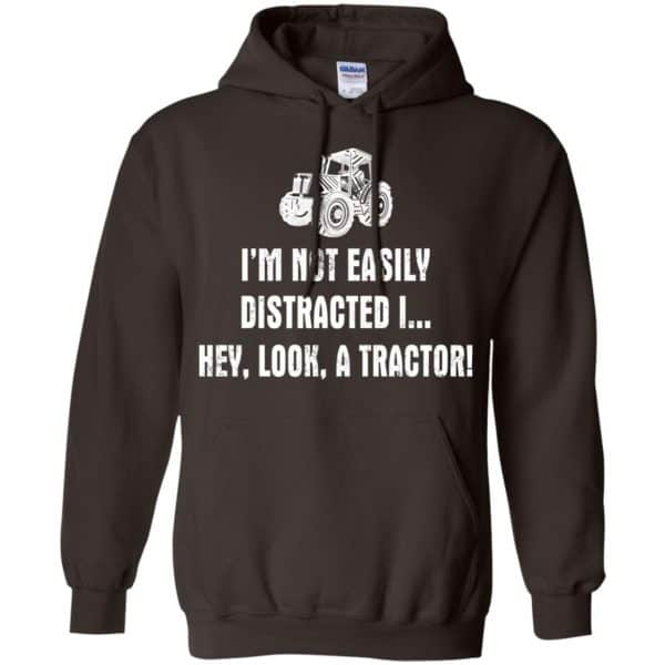 I'm Not Easily Distracted I Hey Look A Tractor Shirt, Hoodie, Tank Apparel 9