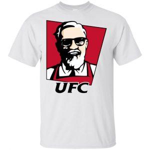 Conor McGregor UFC KFC Parody Shirt, Hoodie, Tank Apparel 2