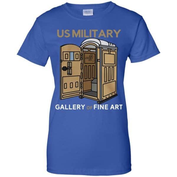 US Military Gallery Of Fine Art Shirt, Hoodie, Tank