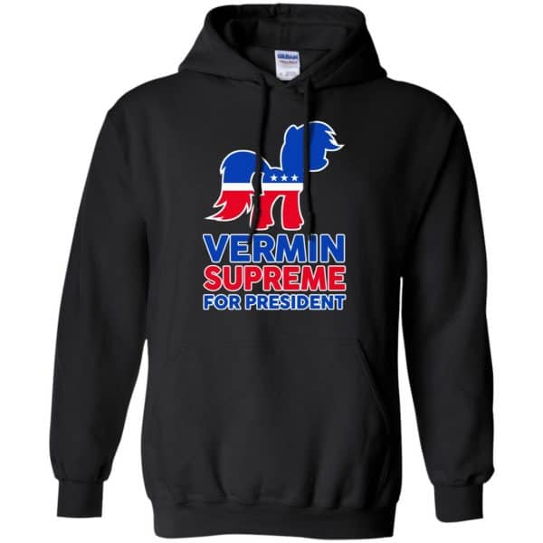 Vermin Supreme For President Pony T-Shirts, Hoodie, Tank Apparel 7