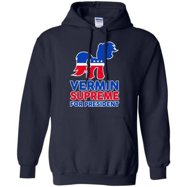 Vermin Supreme For President Pony T-Shirts, Hoodie, Tank Apparel 8