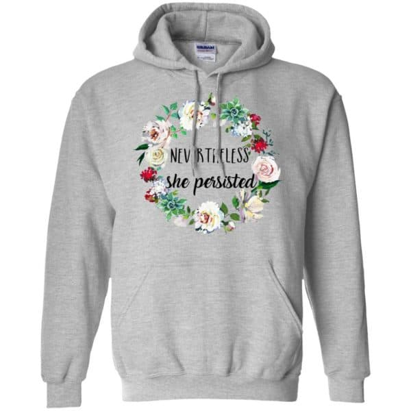 Nevertheless She Persisted Shirt, Hoodie, Tank