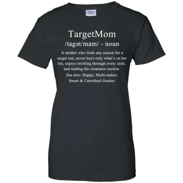 TargetMom Noun T-Shirts, Hoodie, Tank