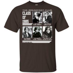 The Breakfast Club Class Of 1985 T-Shirts, Hoodie, Tank