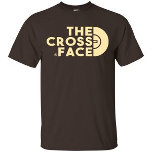The Cross Face T-Shirts, Hoodie, Tank