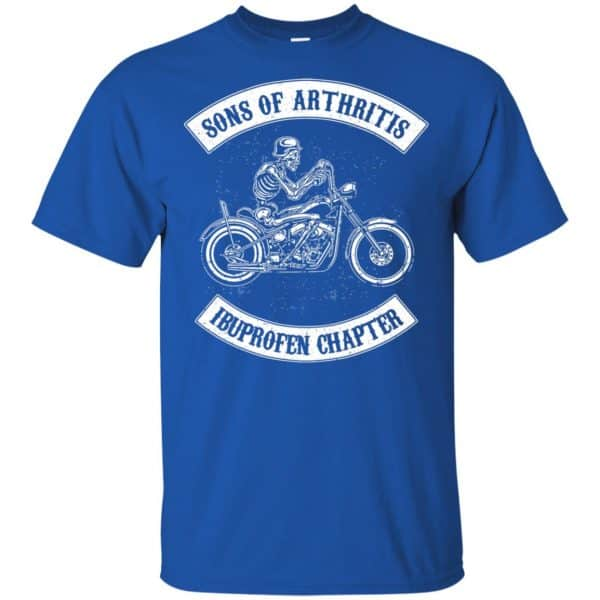 Sons Of Arthritis Ibuprofen Chapter Funny Motorcycle Shirt, Hoodie, Tank Apparel 5