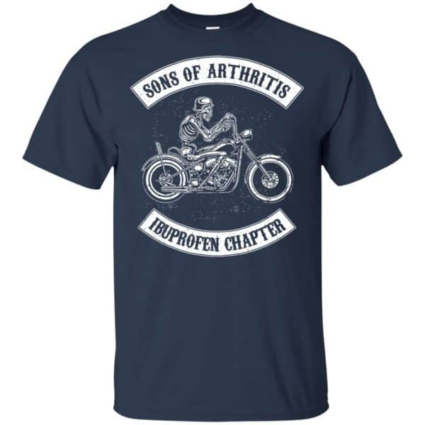 Sons Of Arthritis Ibuprofen Chapter Funny Motorcycle Shirt, Hoodie, Tank Apparel 6