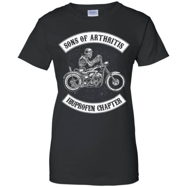 Sons Of Arthritis Ibuprofen Chapter Funny Motorcycle Shirt, Hoodie, Tank Apparel 11