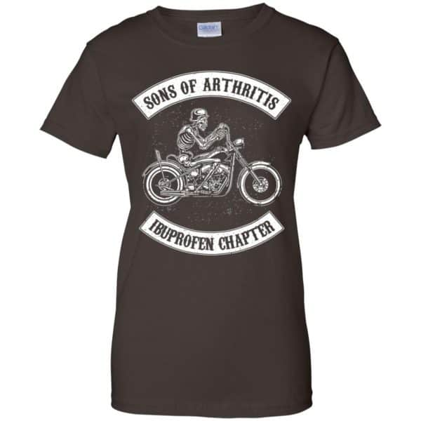 Sons Of Arthritis Ibuprofen Chapter Funny Motorcycle Shirt, Hoodie, Tank Apparel 12