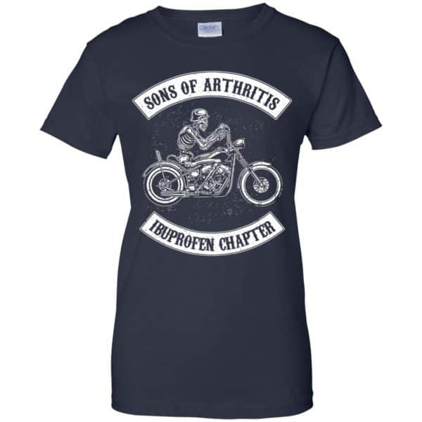 Sons Of Arthritis Ibuprofen Chapter Funny Motorcycle Shirt, Hoodie, Tank Apparel 13