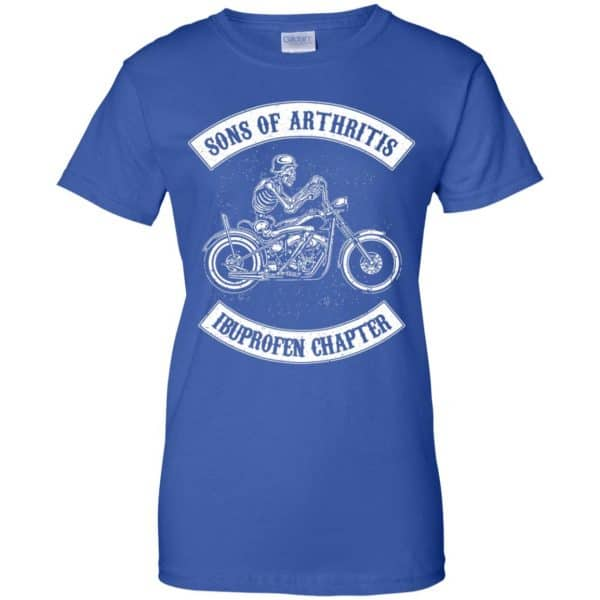 Sons Of Arthritis Ibuprofen Chapter Funny Motorcycle Shirt, Hoodie, Tank Apparel 14