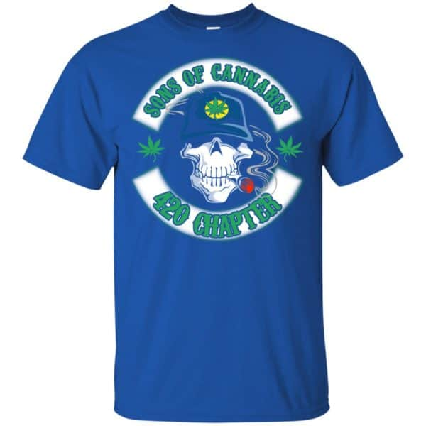 Sons Of Cannabis 420 Chapter Shirt, Hoodie, Tank Apparel 5