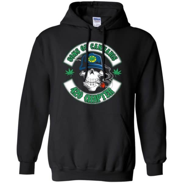Sons Of Cannabis 420 Chapter Shirt, Hoodie, Tank Apparel 7