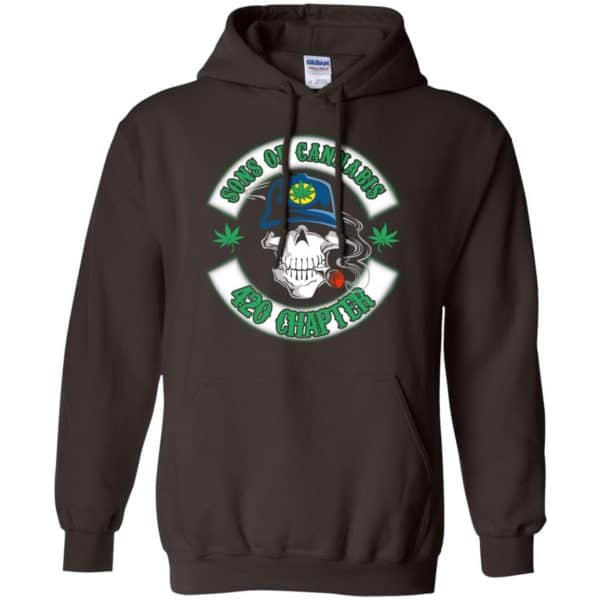Sons Of Cannabis 420 Chapter Shirt, Hoodie, Tank Apparel 9
