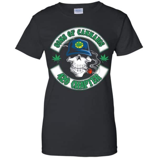 Sons Of Cannabis 420 Chapter Shirt, Hoodie, Tank Apparel 11