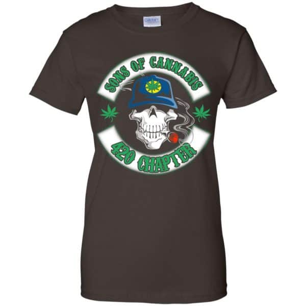 Sons Of Cannabis 420 Chapter Shirt, Hoodie, Tank Apparel 12