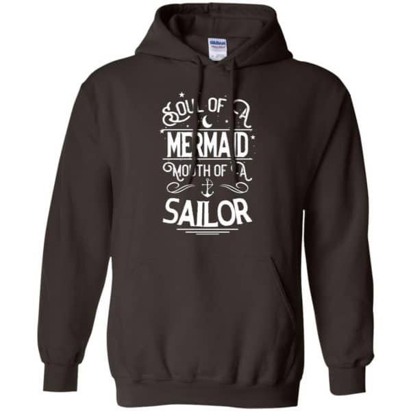 Soul Of Mermaid Mouth Of A Sailor Shirt, Hoodie, Tank Apparel 9