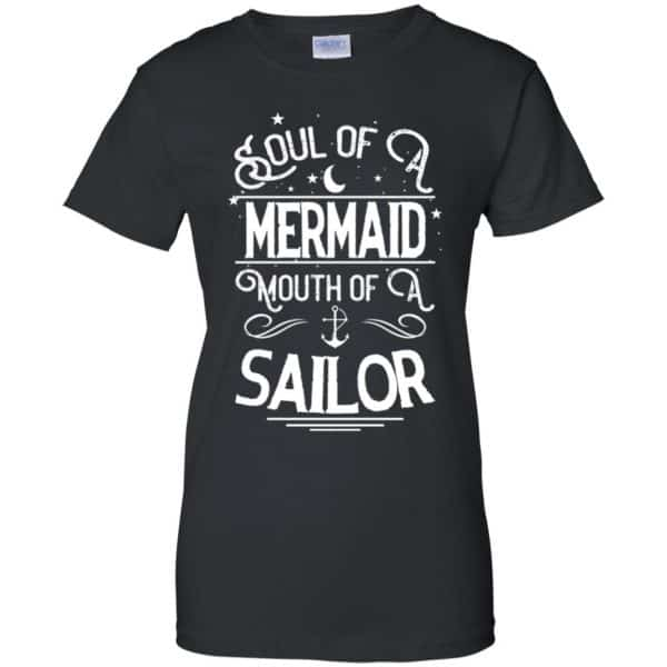 Soul Of Mermaid Mouth Of A Sailor Shirt, Hoodie, Tank Apparel 11