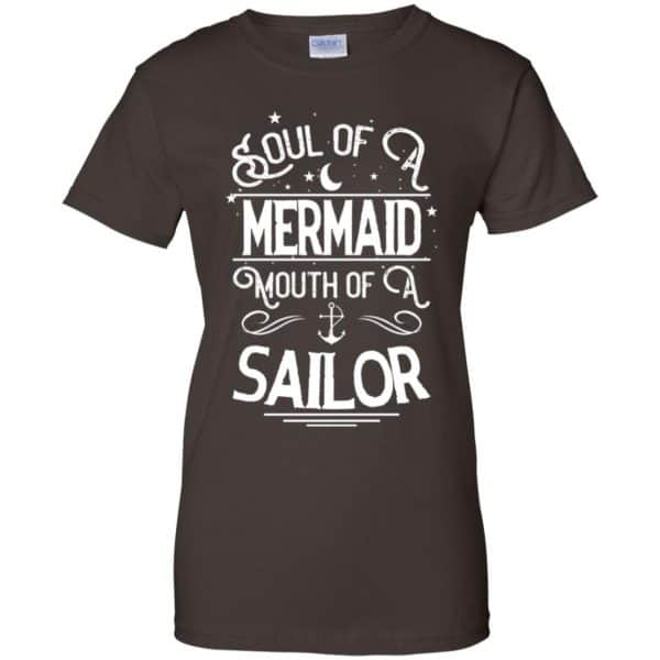 Soul Of Mermaid Mouth Of A Sailor Shirt, Hoodie, Tank Apparel 12