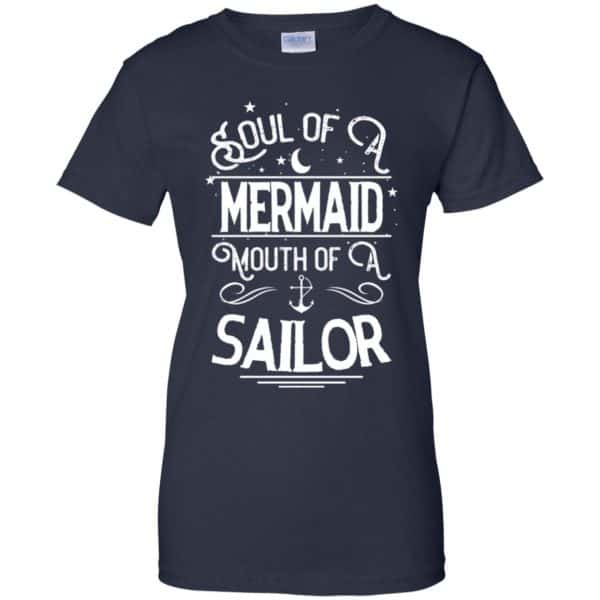 Soul Of Mermaid Mouth Of A Sailor Shirt, Hoodie, Tank Apparel 13