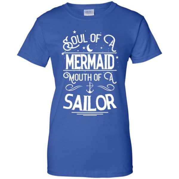 Soul Of Mermaid Mouth Of A Sailor Shirt, Hoodie, Tank Apparel 14