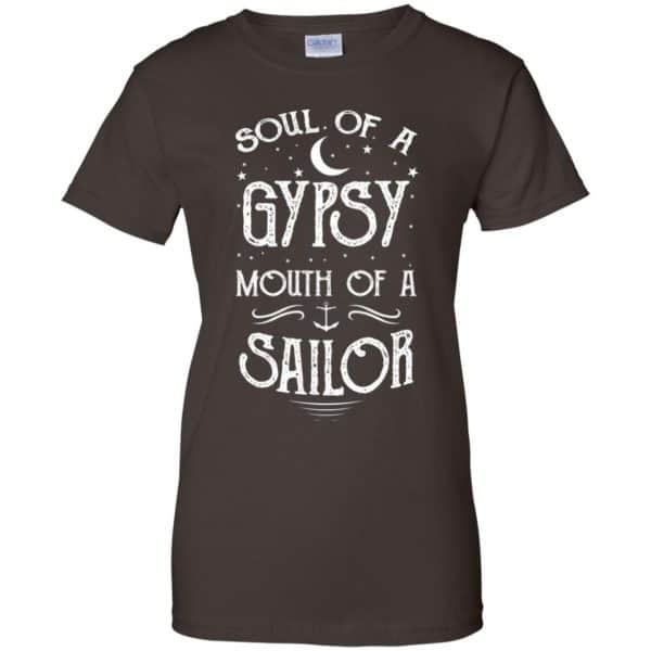 Soul Of A Gypsy Mouth Of A Sailor Shirt, Hoodie, Tank Apparel 12