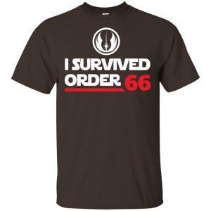 Star Wars: I Survived Order 66 T-Shirts, Hoodie, Tank Apparel