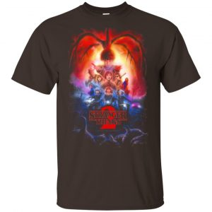 Stranger Things 2 Shirt, Hoodie, Tank Apparel 2