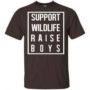 Support Wildlife Raise Boys Shirt, Hoodie, Tank Apparel 2