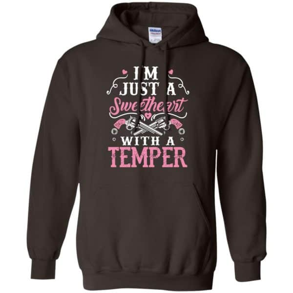 I'm Just A Sweetheart With A Temper Shirt, Hoodie, Tank Apparel 9