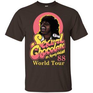 Randy Watson Sexual Chocolate World Tour 88 Shirt, Hoodie, Tank Apparel 2