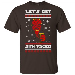 Star Wars: Let's Get Sith Faced Shirt, Hoodie, Tank Apparel