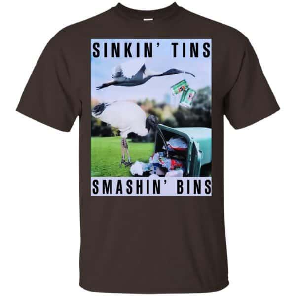 Sinkin Tins Smashing Bins Shirt, Hoodie, Tank Apparel 4