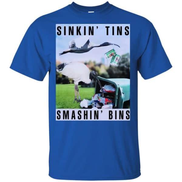 Sinkin Tins Smashing Bins Shirt, Hoodie, Tank Apparel 5